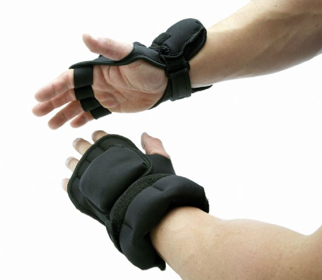 Weighted Gloves (1kg per pair)